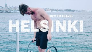 How to Melt Your Jetlag in Finland | Helsinki Layover Guide