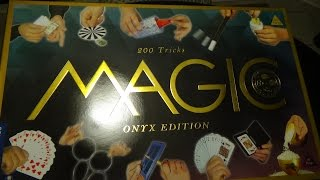 Magic kit Review Onyx Edition