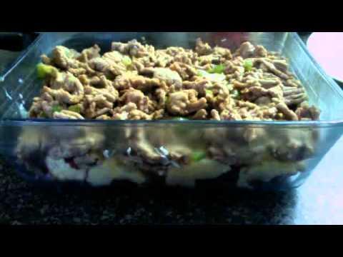 Easy & Healthy Ground Turkey Casserole