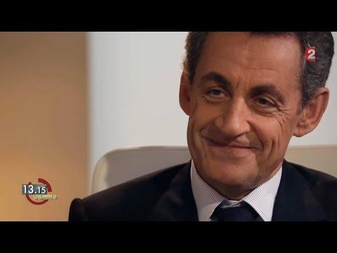 Nicolas Sarkozy dans 13H15 le dimanche - 26 juin 2016
