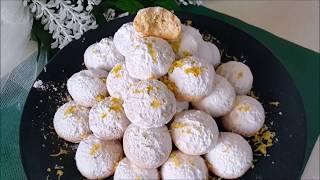 Limonlu Fındıklı Kurabiye Tarifi bayatlamayan kıyır kurabiye nasıl yapılır