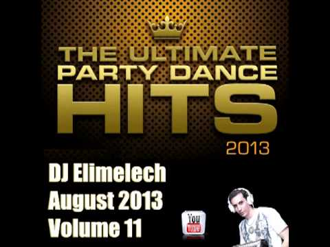 ► DJ Elimelech August 2013 Vol.11