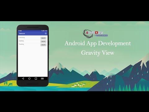 Android Studio Tutorial - ToDo List App