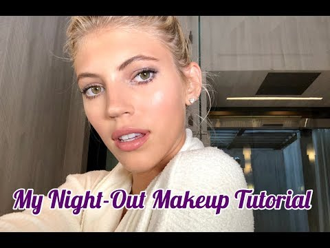 My Night-Out Makeup Tutorial | Devon Windsor