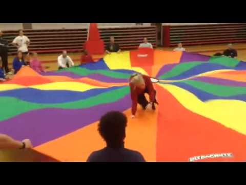 Cat And Mouse Parachute Game