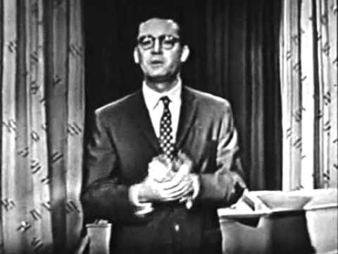 Steve Allen Show,The (Intro) S1 (1956)