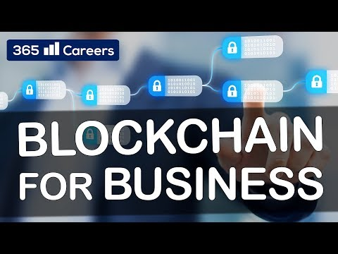 Blockchain for Business Course by 365 Careers