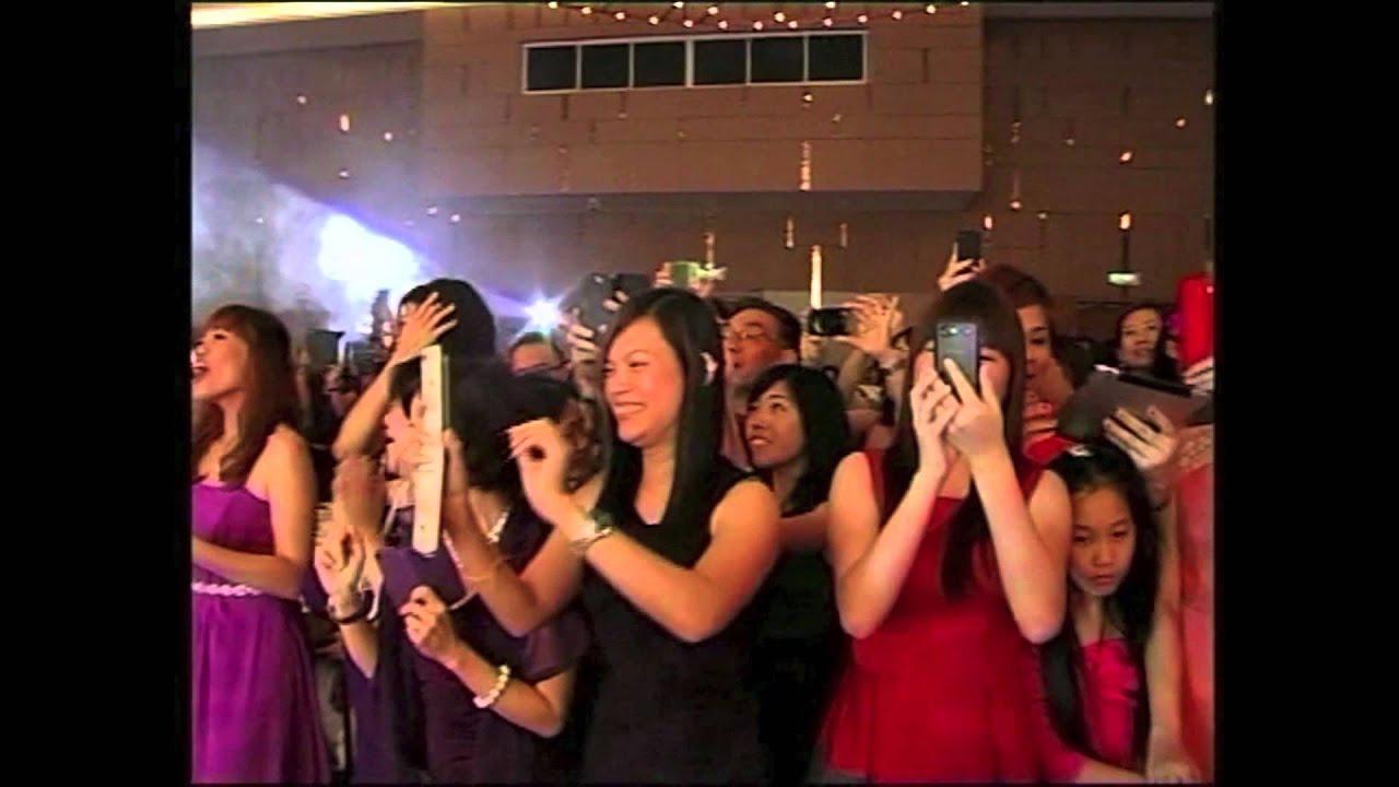 Edwin Siu (蕭正楠) performing 從未在意 @ Americ 30th Anniversary - YouTube