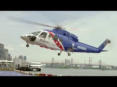 Blade Ultra Powered by Bristow Helicopters - Manhattan to East Hampton.- Unravel Travel TV