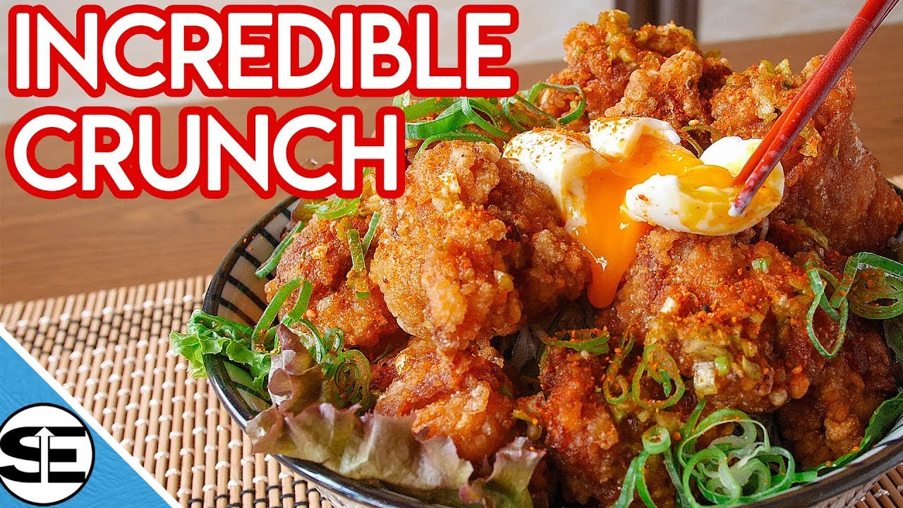 How To Make An Awesome Karaage Don That Will Make You Cry Recipe Straight Up Eats