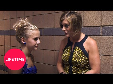 Dance Moms: What's Best for Paige? (Season 3 Flashback) | Lifetime