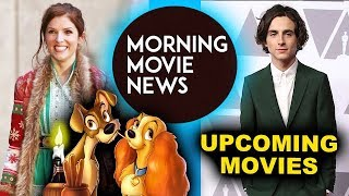 Disney Streaming Service Noelle, Lady & The Tramp! Timothee Chalamet The King & Beautiful Boy