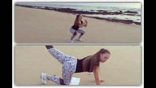 Trino na praia Diana Cionca
