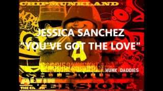Jessica Sanchez- You