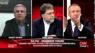 """17 Aralık tahliyeleri ve """"yolsuzluk"""" iddiaları konuşuldu Tarafsız Bölge - 03.03.2014"""