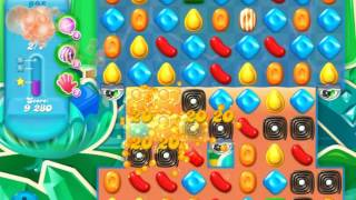 Candy Crush Soda Saga Level 995 (buffed)