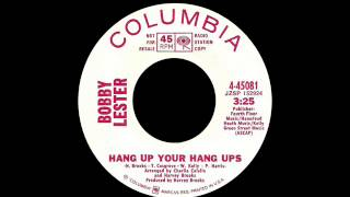 Bobby Lester - Hang Up Your Hang Ups