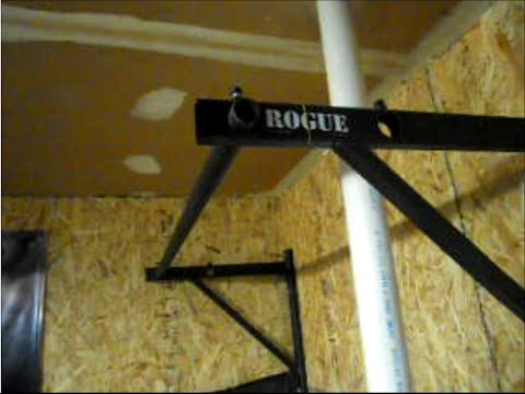 Tour my garage gym youtube