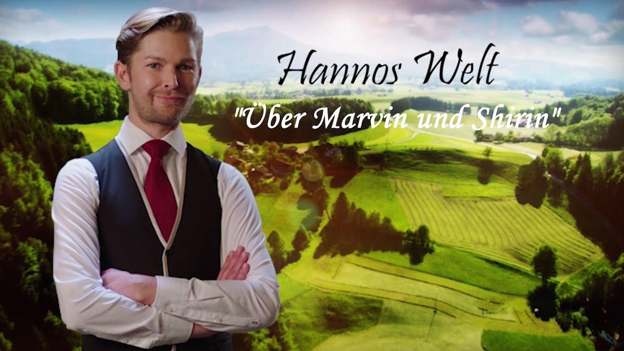 """Hannos Welt – Teil 7: """"Über Marvin und Shirin""""   Sturm der Liebe"""