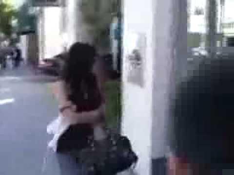 Vanessa Hudgens in Napa Valley Shopping(Paparazzi Video)