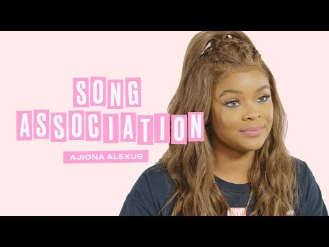 Ajiona Alexus Sings Beyoncé, Katy Perry, and Willow Smith in a Game of Song Association | ELLE