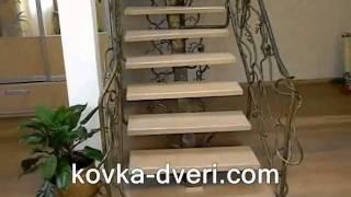 кованая лестница(, 2011-05-29T07:45:38.000Z)