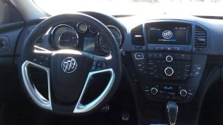 2013 Buick Regal 4dr Sdn GS