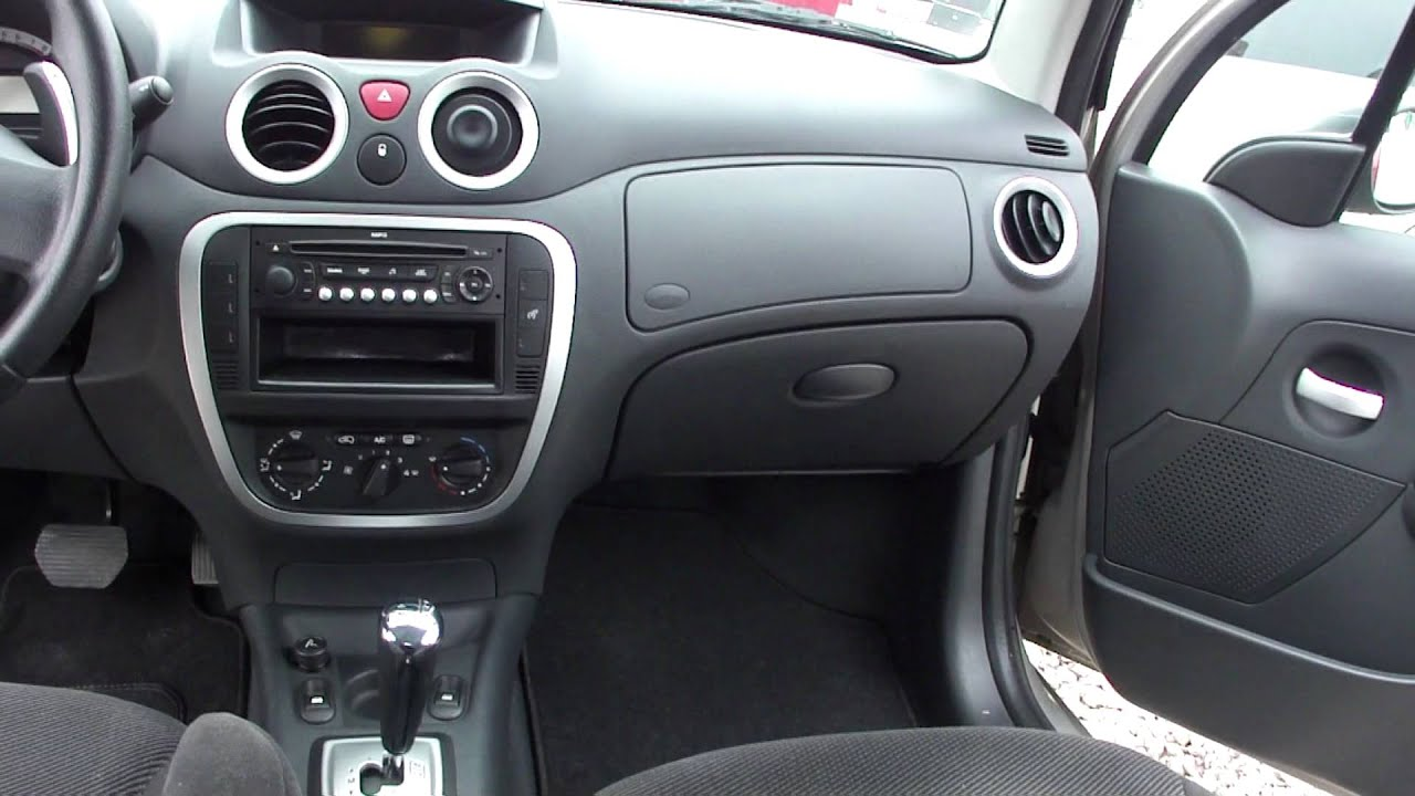citroen c3 16v max sensodrive youtube. Black Bedroom Furniture Sets. Home Design Ideas