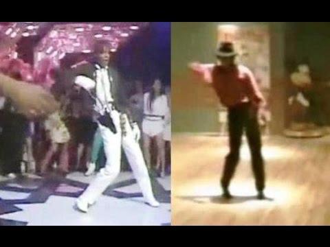 Jeffrey Daniel & Michael Jackson ジェフリー・ダニエル&マイケル・ジャクソン