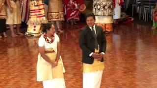 Akoako Canterbury - Teunga FakaTonga - Tongan Faiva Day #12