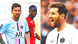 CRITICS ATTACKED MESSI AFTER PSG RENNES MATCH Lionel s first defeat in France with PSG