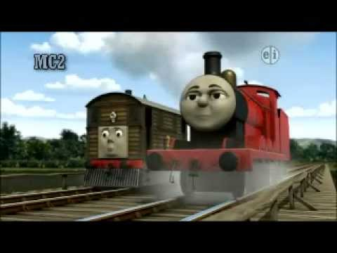 Thomas And Friends Season 15 James To The Rescue With Different Aud