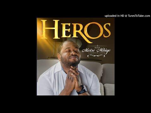 Album Héros Moise Mbiye - Pona Yesu feat Sandra Mbuyi (Audio)