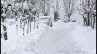 España Bajo Nieve Tras La Borrasca DORA, En DIRECTO