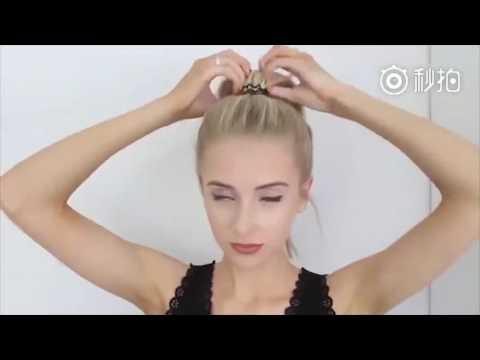 10款中短发发型打造技巧! 美的没谁了!