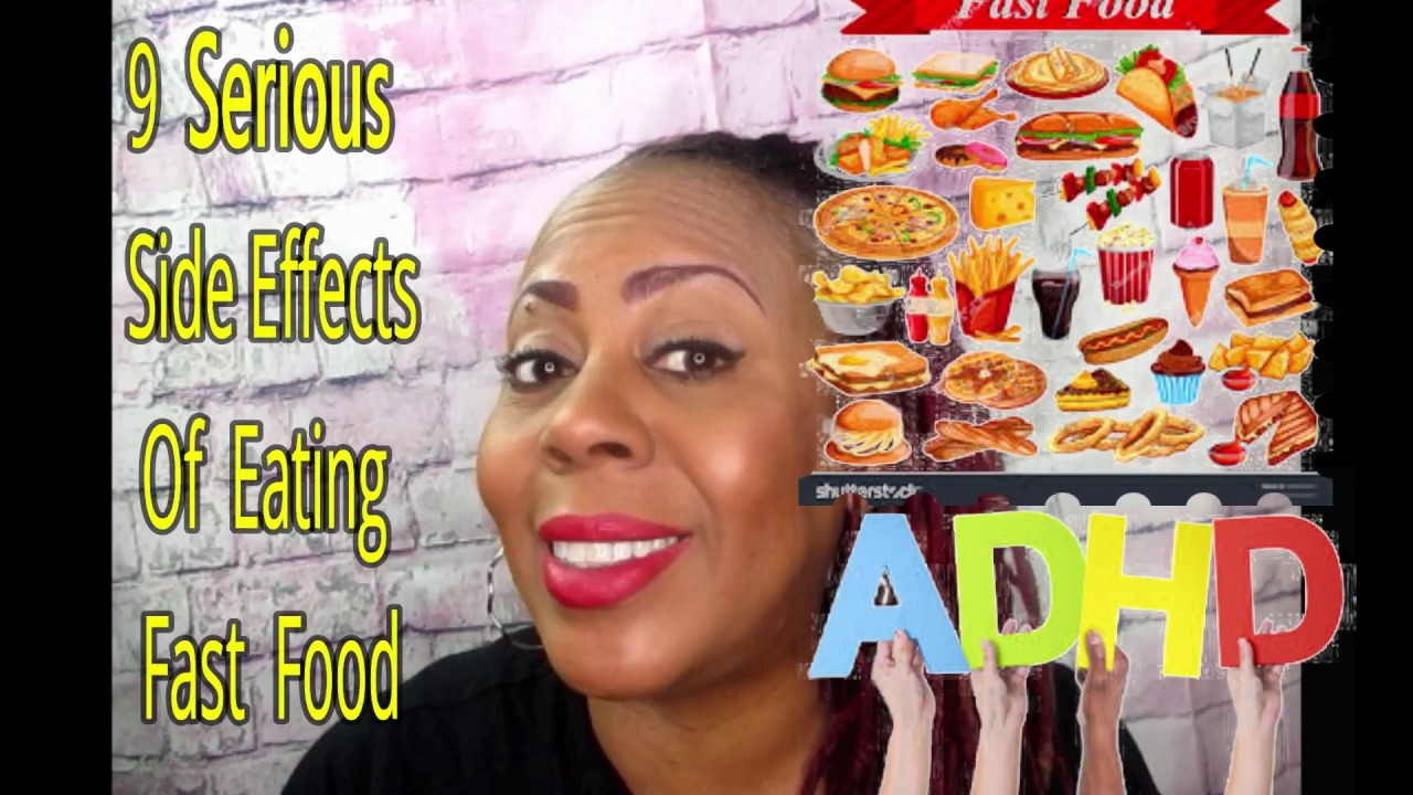 The risks and negative effects from fast food Research paper Example