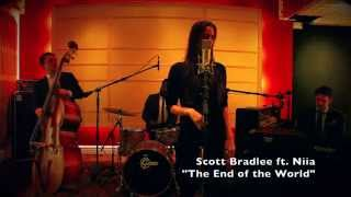 "The End of the World - ""Space Jazz"" Skeeter Davis Cover ft. Niia"