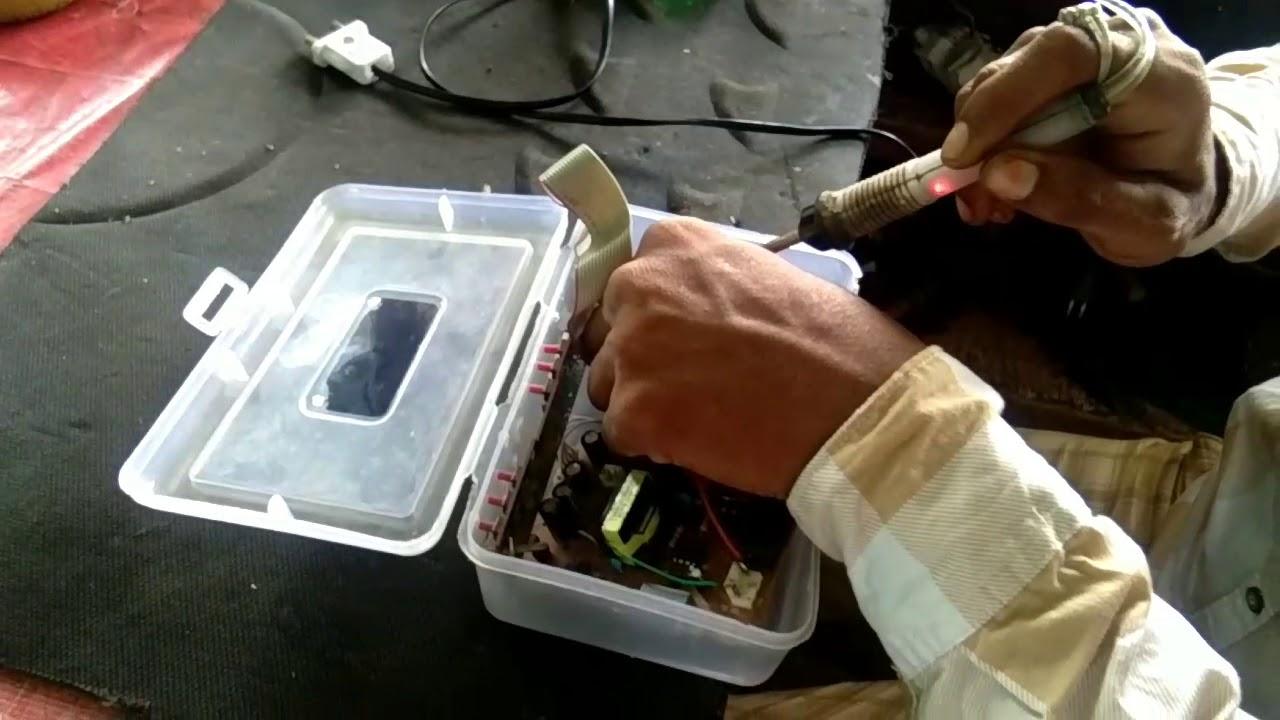 Free dth box banane ka tarika