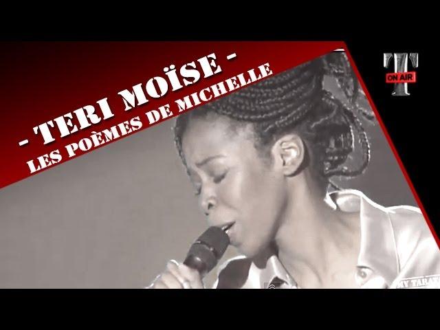 Teri Moïse Les Poèmes De Michelle Live Taratata Octobre 1996
