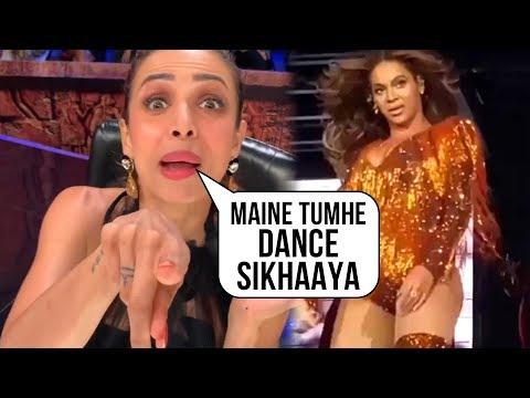 Malaika Arora Taught Beyonce How To Dance For Isha Ambani Anand Piramal Sangeet Party