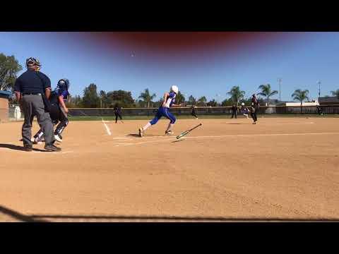 Emily Burroughs, 2019 - San Pasqual High School