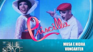 Blue Space Oficial -  Festa Priscila -MUSA E HIDRA  VONCARTER - 06.11.15
