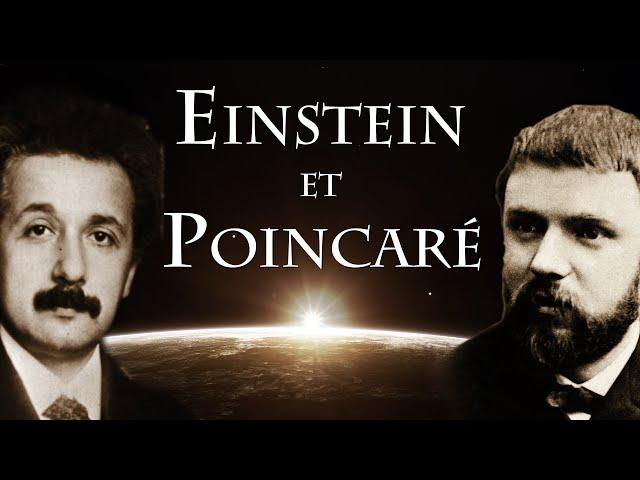 Albert Einstein a-t-il plagié les travaux d'Henri Poincaré sur la relativité restreinte ? [HS#02]
