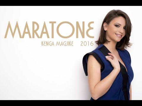 ROSELA GJYLBEGU - MARATONË ( Kënga Magjike 2016 )