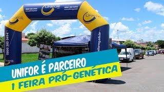 UNIFOR É PARCEIRO DA I FEIRA DE TOUROS PRÓ-GENÉTICA DE PIMENTA-MG
