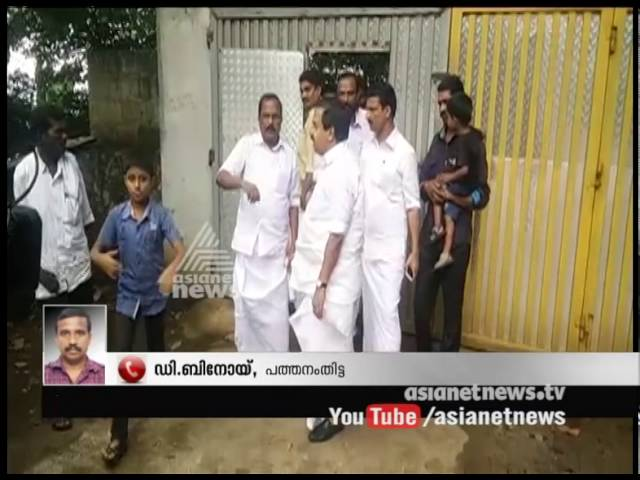 Ramesh Chennithala reveals his stance on strike against quarry at Chempanmudi