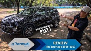 REVIEW Kia Sportage 2016 Indonesia: Korea Gila-Gilaan! (PART 1: Eksterior, Interior, Bagasi)