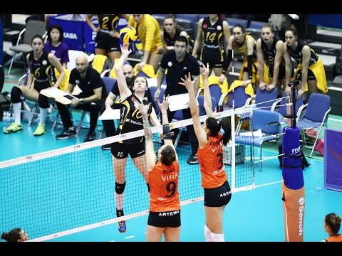 Vakifbank Vs Eczacibasi Vitra | 13 May 2017 | Semi Final 1 | Club World Women Championship 2017