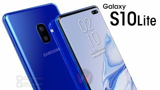 Galaxy S10 LITE - First Look & Introduction!