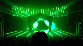 "deadmau5 - cube v3 - ""Cthulhu Sleeps"" live @ The Fillmore Detroit, 17 oct 2019"
